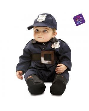 Fato Policia Bebé para Carnaval