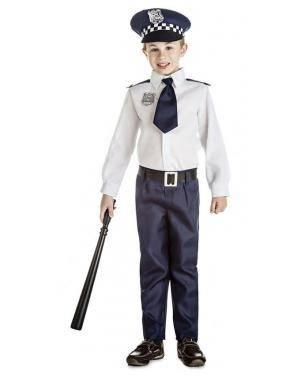 Fato Policia Menino 1-2 Anos para Carnaval