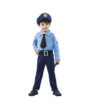 Fato Policia Menino para Carnaval