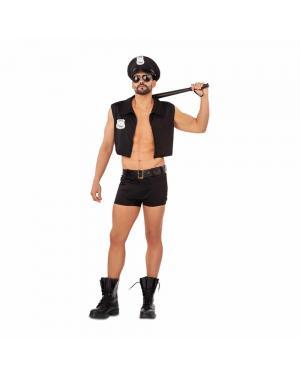 Fato Policia Sexy para Carnaval