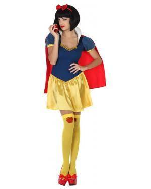Fato Princesa De Conto Adulto XS/S Disfarces A Casa do Carnaval.pt