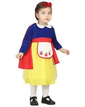 Fato Princesa De Conto Bebé de 0-6 meses Disfarces A Casa do Carnaval.pt