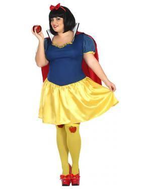 Fato Princesa De Conto Mulher Adulto XXL Disfarces A Casa do Carnaval.pt