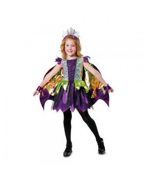 Fato Princesa Dragão para Carnaval