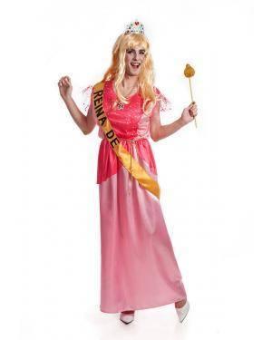 Fato Princesa Homem T. M/L Disfarces A Casa do Carnaval.pt