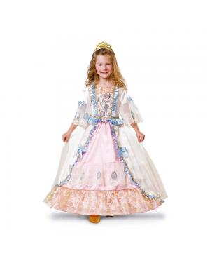 Fato Princesa Luxo para Carnaval