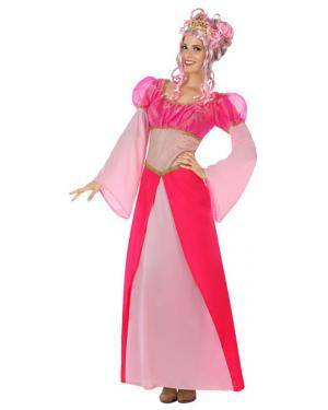 Fato Princesa Mulher Adulto XS/S Disfarces A Casa do Carnaval.pt