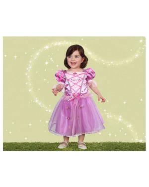 Fato Princesa Rapunzel Disney Bebé 12 a 18 meses Disfarces A Casa do Carnaval.pt