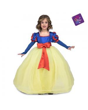 Fato Princesa Tutú Amarelo para Carnaval