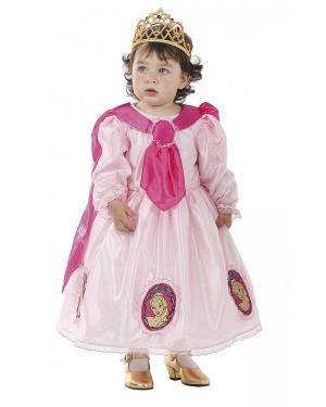 Fato de Princesinha Bebé para Carnaval | A Casa do Carnaval.pt
