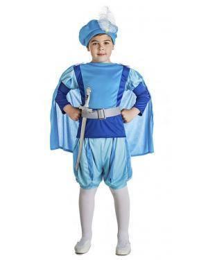 Fato Principe Azul 7-9 Anos Disfarces A Casa do Carnaval.pt