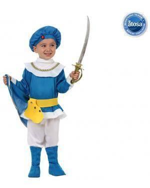 Fato Principe Azul Menino Disfarces A Casa do Carnaval.pt