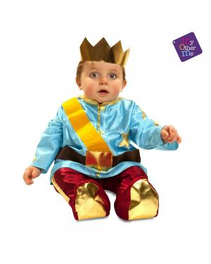 Fato Príncipe Bebé para Carnaval