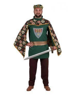 Fato de Principe Medieval Adulto  para Carnaval | A Casa do Carnaval.pt