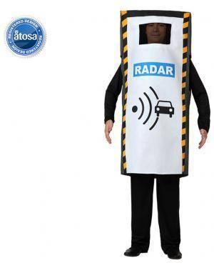 Fato Radar Adulto T-2 Disfarces A Casa do Carnaval.pt