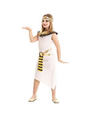 Fato Rainha Egípcia Menina para Carnaval