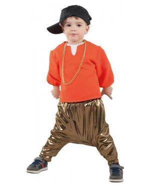 Fato de Rapper Bebé para Carnaval | A Casa do Carnaval.pt