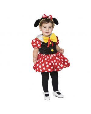 Fato Ratinha Bebé para Carnaval