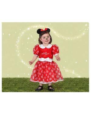Fato Ratinha Minnie Disney Bebé 12 a 18 meses Disfarces A Casa do Carnaval.pt