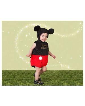 Fato Ratinho Mickey Disney Bebé 12 a 18 meses Disfarces A Casa do Carnaval.pt