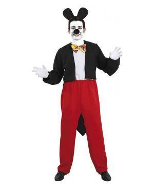 Fato de Rato Mickey Adulto XL para Carnaval | A Casa do Carnaval.pt
