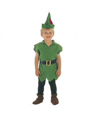 Fato Robin Hood Criança para Carnaval