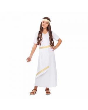 Fato Romana Branca para Carnaval