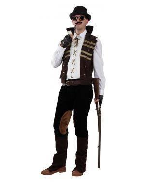 Fato de Steampunk Homem para Carnaval | A Casa do Carnaval.pt