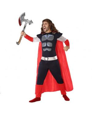 Fato Super Herói Comic Adulto para Carnaval