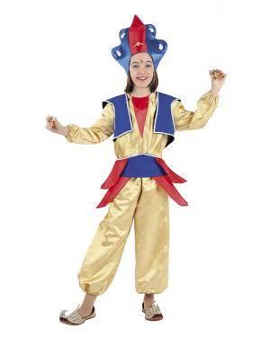 Fato de Tailandesa Infantil para Carnaval | A Casa do Carnaval.pt
