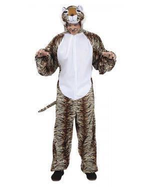Fato de Tigre Adulto para Carnaval | A Casa do Carnaval.pt