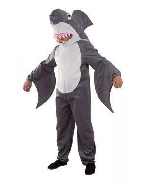 Fato Tubarão Adulto para Carnaval | A Casa do Carnaval.pt