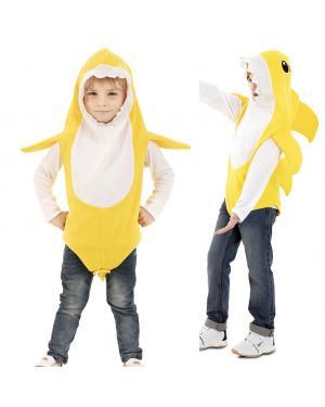 Fato Tubarão Infantil para Carnaval