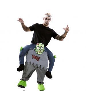 Fato Up! Zombie Tamanho M/L para Carnaval