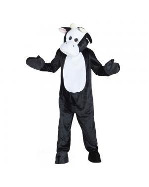 Fato Vaca Mascote Gigante para Carnaval