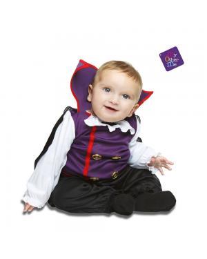 Fato Vampiro Bebé para Carnaval