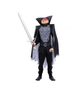 Fato Vampiro Decapitado T-2 para Carnaval