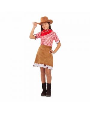 Fato Vaqueira Cowgirl para Carnaval