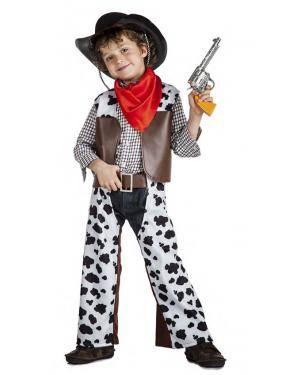 Fato Vaqueiro Cowboy 1-2 Anos para Carnaval
