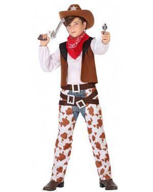 Fato Vaqueiro Infantil para Carnaval