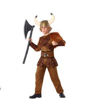 Fato Viking Menino para Carnaval