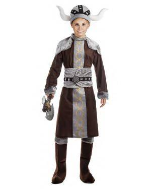 Fato Viking Menino 5-6 Anos Disfarces A Casa do Carnaval.pt