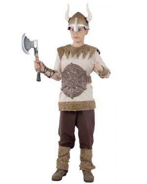 Fato de Viking Rapaz para Carnaval | A Casa do Carnaval.pt
