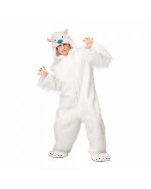 Fato Yeti Adulto para Carnaval