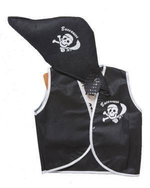 Kit Pirata Criança Disfarces A Casa do Carnaval.pt