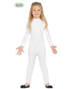 Body Maillot Branco para Menina Loja de Fatos Carnaval, Disfarces, Artigos para Festas, Acessórios de Carnaval, Mascaras, Perucas, Chapeus 694 acasadocarnaval.pt