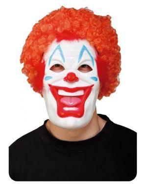 Máscara Palhaço Halloween, Loja de Fatos Carnaval, Disfarces, Artigos para Festas, Acessórios de Carnaval, Mascaras, Perucas, Chapeus 388 acasadocarnaval.pt