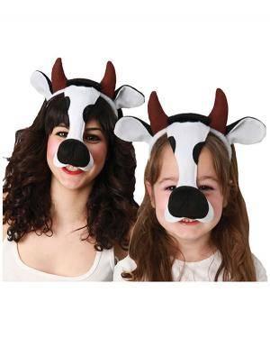 Máscara Vaca Disfarces A Casa do Carnaval.pt