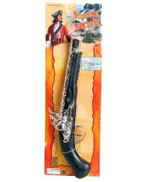 Pistola Pirata (2 Unidades), Loja de Fatos Carnaval, Disfarces, Artigos para Festas, Acessórios de Carnaval, Mascaras, Perucas 609 acasadocarnaval.pt