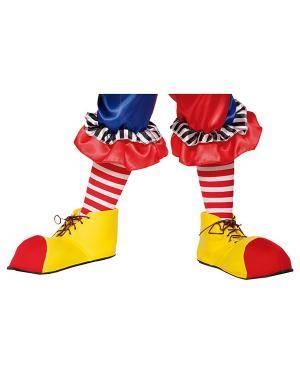 Sapatos Palhaço Criança 28cm , Loja de Fatos Carnaval, Disfarces, Artigos para Festas, Acessórios de Carnaval, Mascaras, Perucas 771 acasadocarnaval.pt
